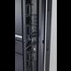 APC rack PDU, přepínatelné, Zero U, 12.5kW,208V, (21)C13 & (3)C19; 3' Cord