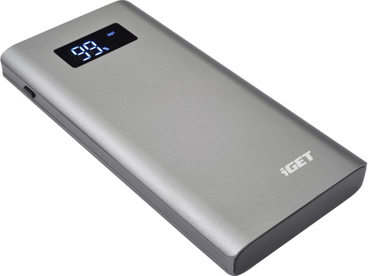 iGET POWER B-10000FC, 10000mAh
