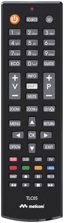 Meliconi univerzální dálkové ovládání TLC05 pro televize Thomson