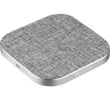 Sandberg bezdrátová nabíječka Qi, podložka, Wireless Charger Pad 15W - 441-23