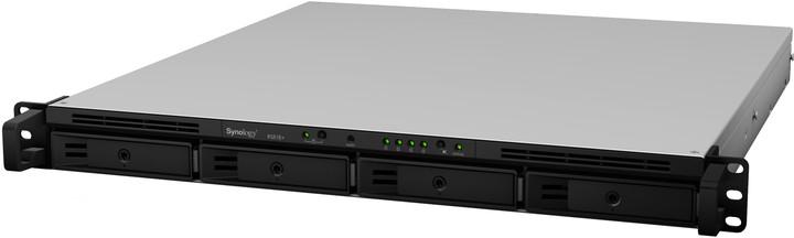 Synology RS818+ RackStation + rozšířená záruka 5 let