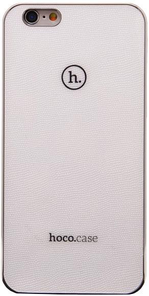 EPICO Plastový kryt pro iPhone 6/6S HOCO - bílý