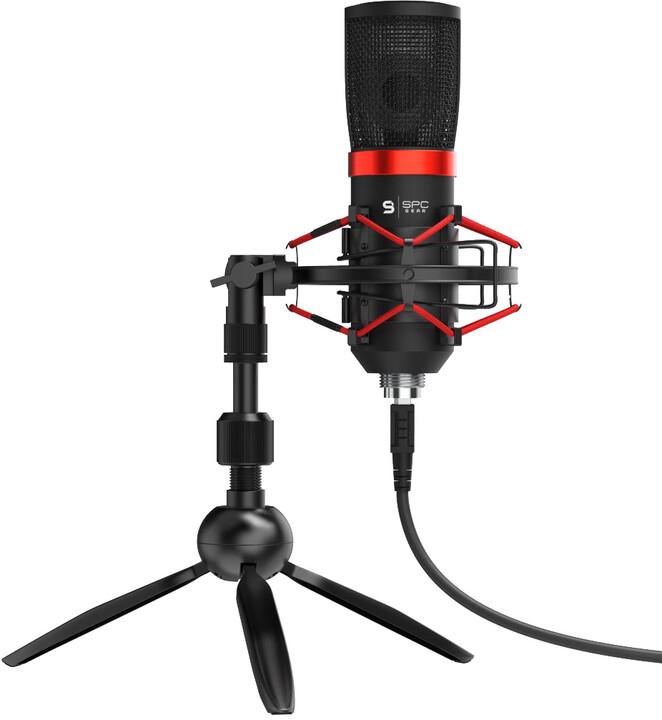 SPC Gear SM950T, černý