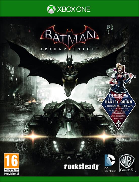 Batman: Arkham Knight - XONE