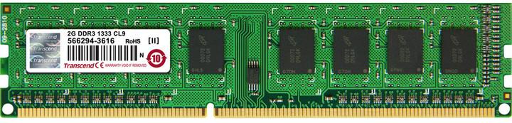 Transcend JetRam 2GB DDR3 1333