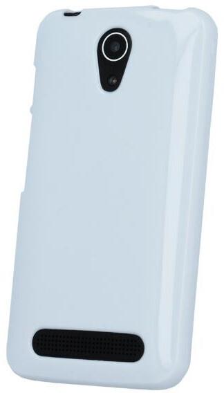 myPhone silikonové (TPU) pouzdro pro POCKET, bílá