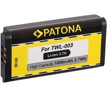 PATONA baterie pro herní konzoli Nintendo DSi/NDSi 1000mAh Li-lon 3,7V TWL-003 - PT6513