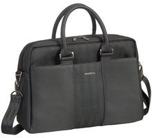 """RivaCase 8121 dámská business taška na notebook 14"""", černá - RC-8121-B"""