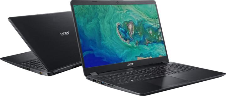 Acer Aspire 5 (A515-52-54C5), černá