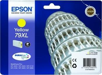 Epson C13T79044010, žlutá