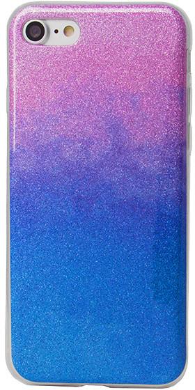 EPICO pouzdro pro iPhone 7/8 GRADIENT RAINBOW - pink