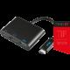 Trust USB-C Multiport adaptér  + Voucher až na 3 měsíce HBO GO jako dárek (max 1 ks na objednávku)