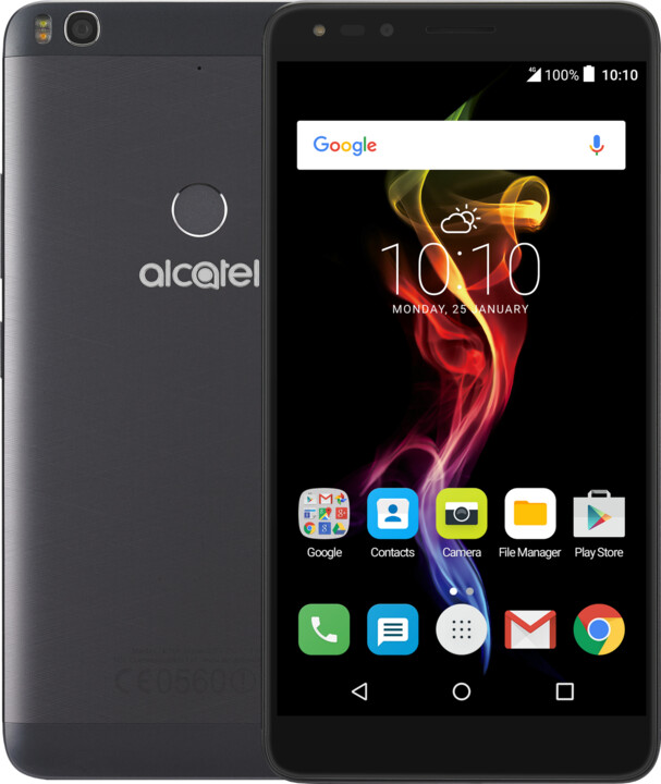 ALCATEL POP 4 (6), černá