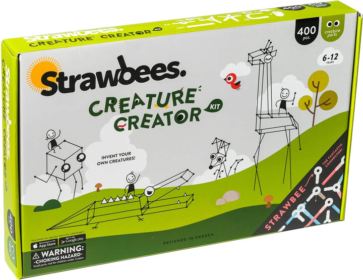 Strawbees Creature Kit