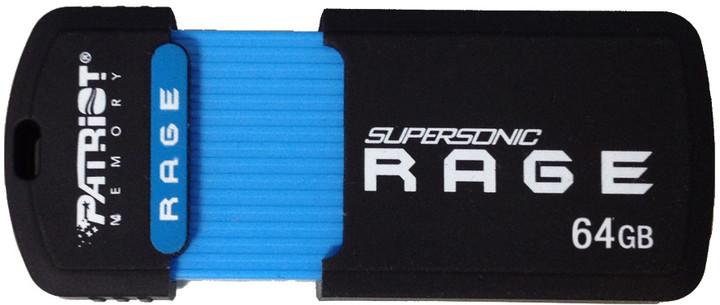 Patriot Supersonic RAGE XT 64GB