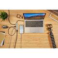 EPICO USB Type-C Hub Multi-Port 4k HDMI - gold/black