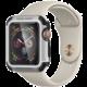 Spigen Tough Armor Apple Watch 4 44mm, stříbrná