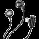 USAMS EP-32 Lightning Stereo Headset, černá