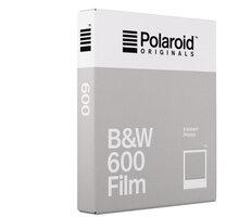 Polaroid Originals černobílý film pro Polaroid 600, bílý rámeček, 8 fotografií - 108861