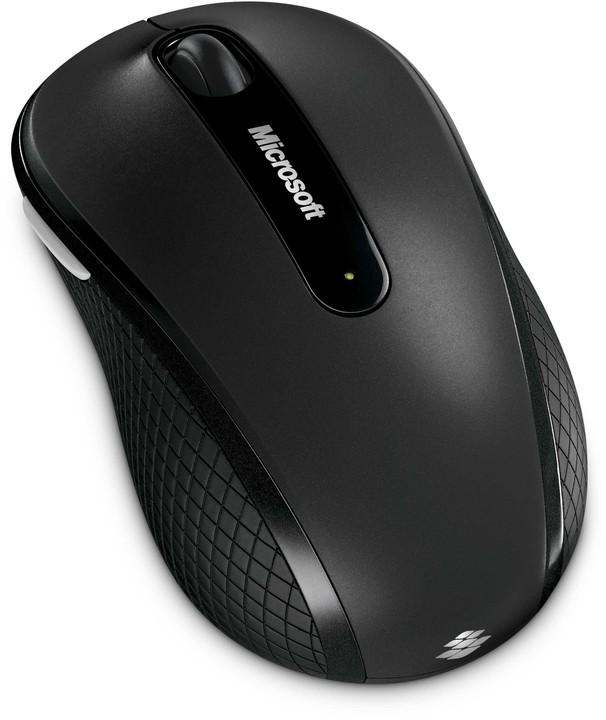 Microsoft Mobile Mouse 4000, černá