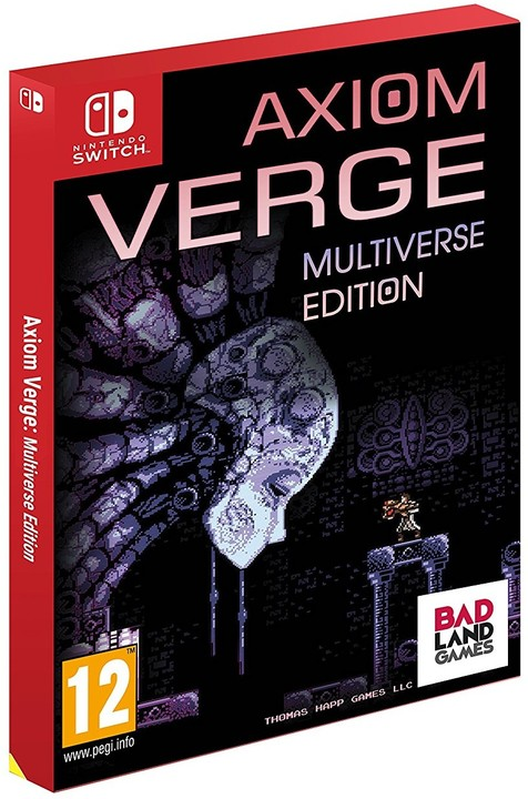 Axiom Verge - Multiverse Edition (SWITCH)