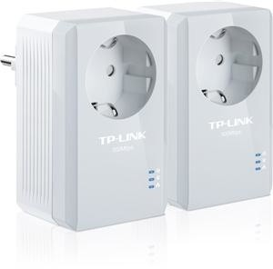 TP-LINK TL-PA4010P, 600Mbps Powerline kit