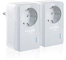 TP-LINK TL-PA4010P, 600Mbps Powerline kit - TL-PA4010PKIT