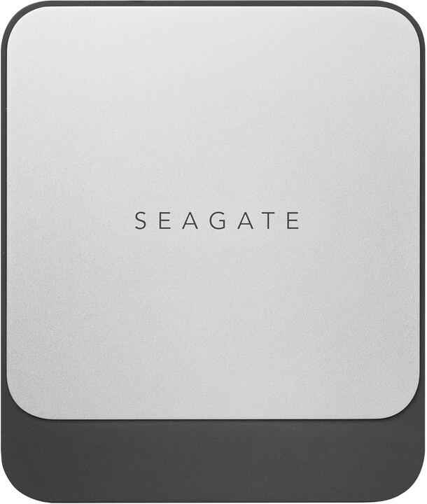 Seagate Fast SSD - 1TB, černá