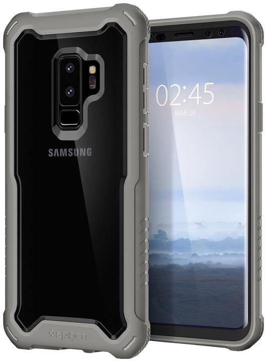 Spigen Hybrid 360 pro Samsung Galaxy S9+, titanium gray