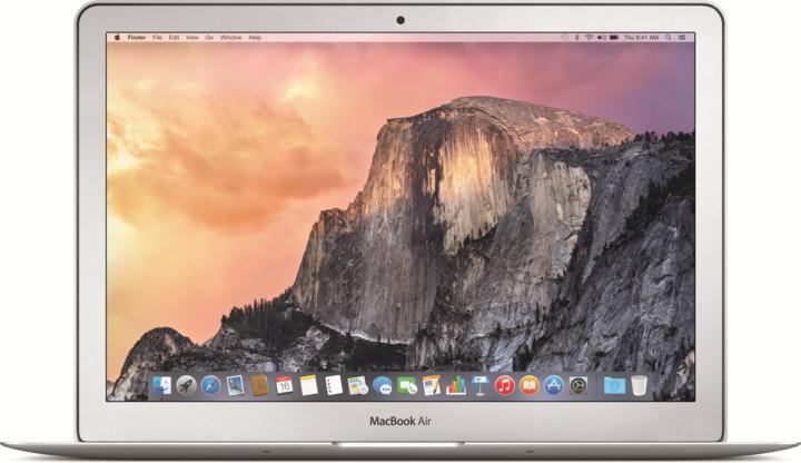 Apple MacBook Air 13, CZ