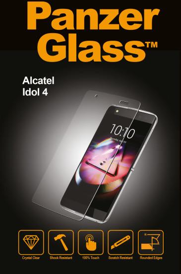PanzerGlass Standard pro Alcatel IDOL 4, IDOL 4 6055K, IDOL 4 6055P, čiré
