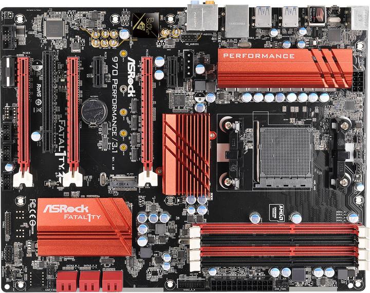 ASRock 970 Performance/3.1 - AMD 970