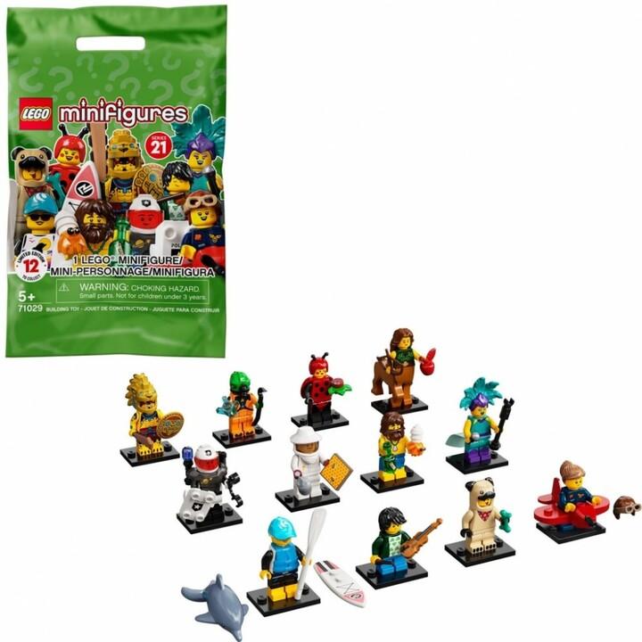 LEGO® Minifigures 71029 21. série