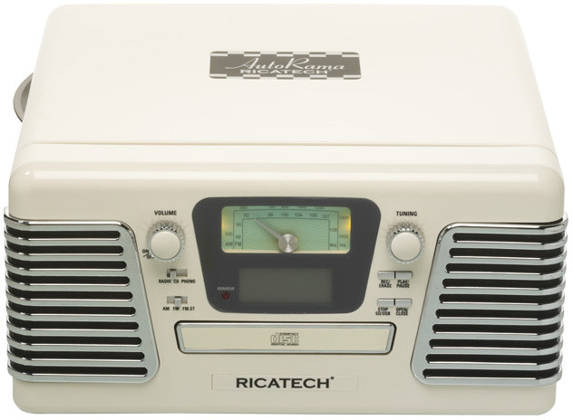 Ricatech RMC100 5 in 1 Musice Center