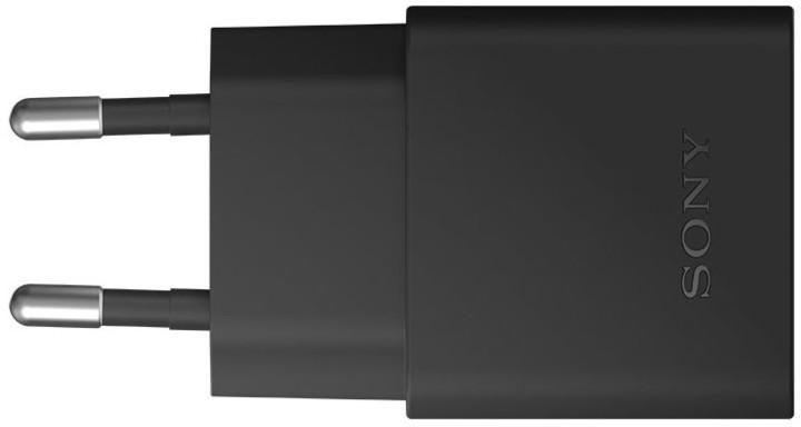 Sony UCH10 Qualcomm Quick nabíječka 1.700mAh, černá