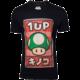 Tričko Nintendo - Propaganda Poster 1-UP Mushroom (S)