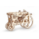 UGEARS stavebnice - Traktor, dřevěná, mechanická