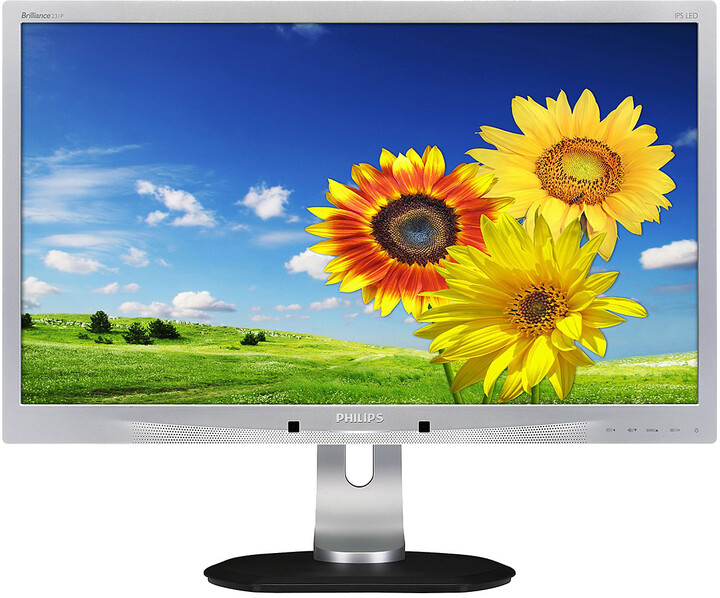 Philips 231P4QUPES - LED monitor 23""
