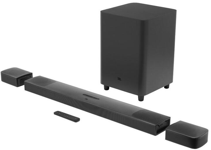JBL Bar 9.1 TWS Surround, černá