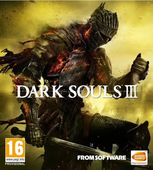 Dark Souls III (PC) - elektronicky