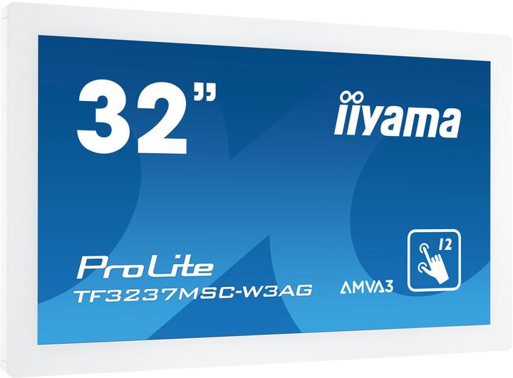 "iiyama ProLite TF3237MSC-W3AG Touch - LED monitor 32"""