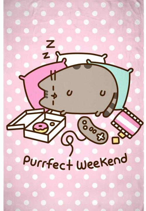 Deka Pusheen - Purrfect Weekend