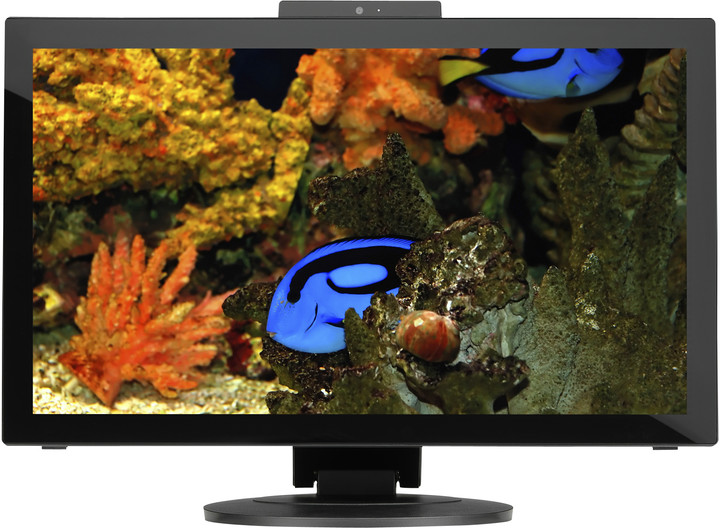 "NEC MultiSync E232WMT - LED monitor 23"""
