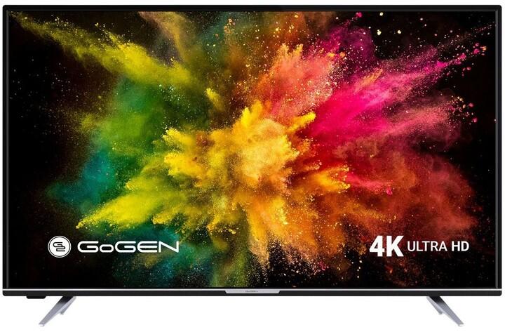 GoGEN TVU 50W652 STWEB - 127cm