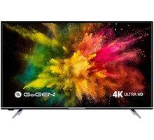 GoGEN TVU 50W652 STWEB - 127cm O2 TV Sport Pack na 3 měsíce (max. 1x na objednávku)
