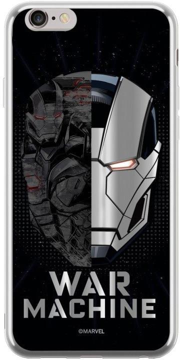 MARVEL Iron Man War 001 zadní kryt pro iPhone 7/8, stříbrná