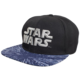 Kšiltovka Star Wars, černá