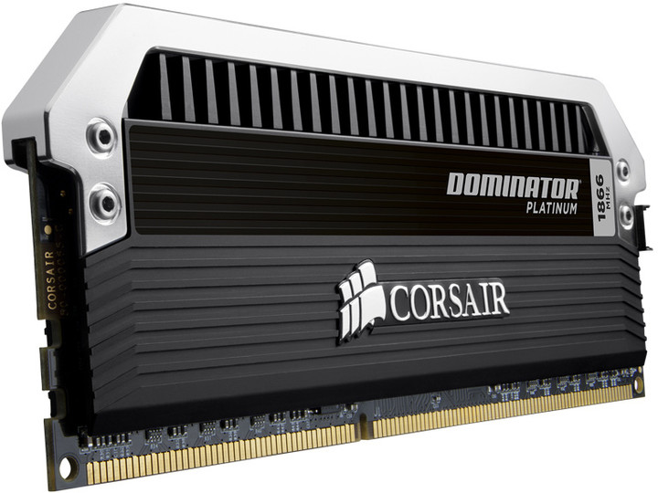 Corsair Dominator Platinum with Corsair Link Connector 8GB (2x4GB) DDR3 1866