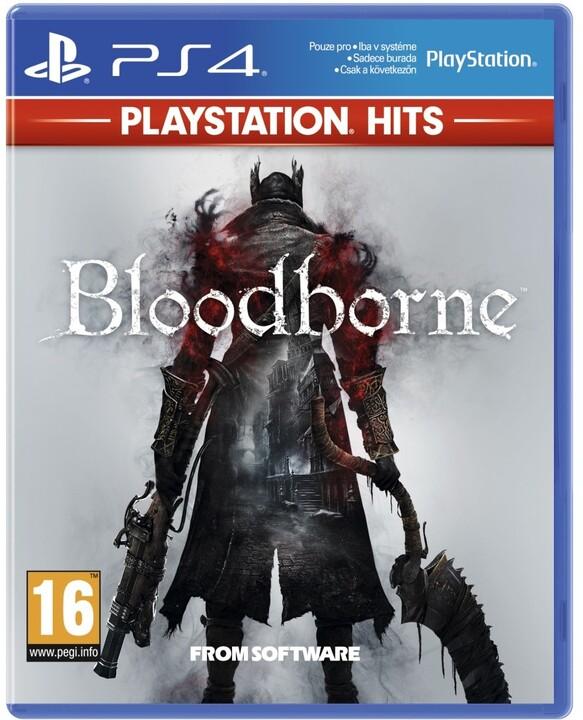 Bloodborne HITS (PS4)