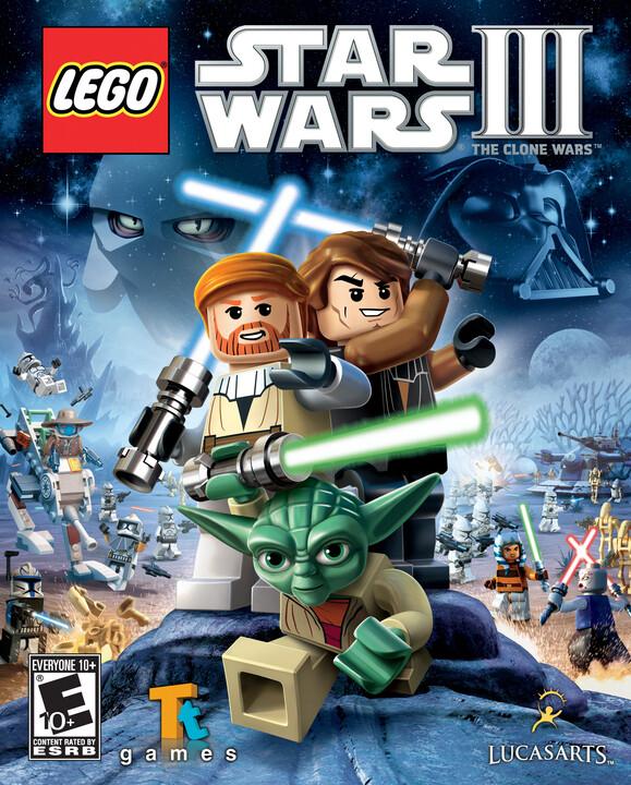 LEGO: Star Wars III: Clone Wars (PS3)